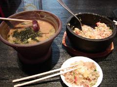 中華料理「桃の花」