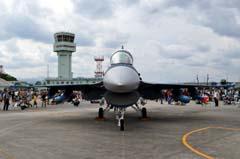 築城航空祭