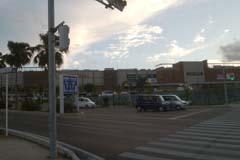 イオンモール沖縄ライカムの視察記録