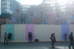東京ディズニーランドの視察記録