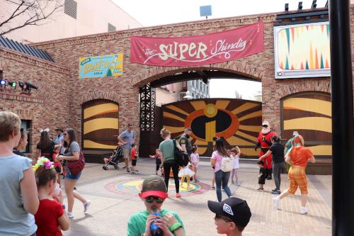 ディズニーハリウッドスタジオ