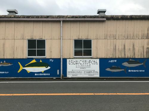 むろと廃校水族館