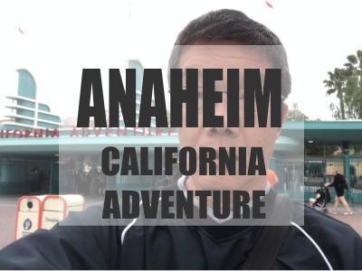 Disney Carlifornia Adoventure