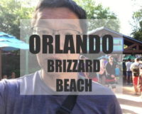 Walt Disney World Brizzard Beach