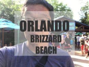 Walt Disney World Brizzard Beach